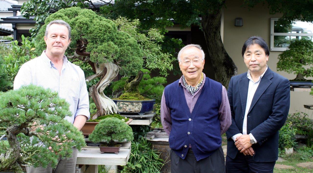 Tomio Yamada Yoshihiro Nakamisu and the very nervous gaijin
